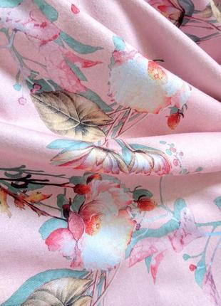 Кашемировый палантин шарф шаль