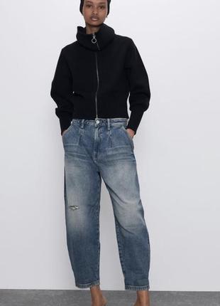 Фирменные джинсы zara, размер 38