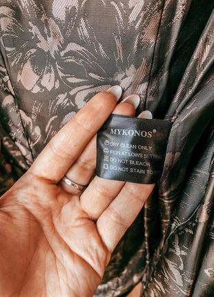 Шуба из натурального мутона со вставками норки5 фото