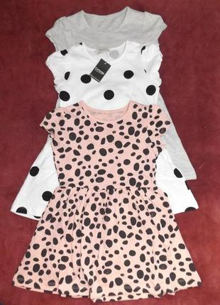Платье комплект george хлопковое легкое сарафан плаття