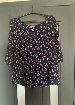 Оригинальная блуза на лето