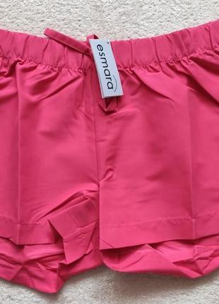 Легенькі жіночі шорти від esmara