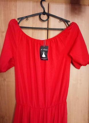 Шифонове довге плаття(шифоновое длинное платье)2 фото