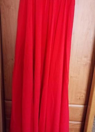 Шифонове довге плаття(шифоновое длинное платье)3 фото