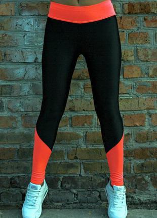 Спортивные штаны - лосины