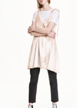 Сарафанчик платье из натурального бархата шелк