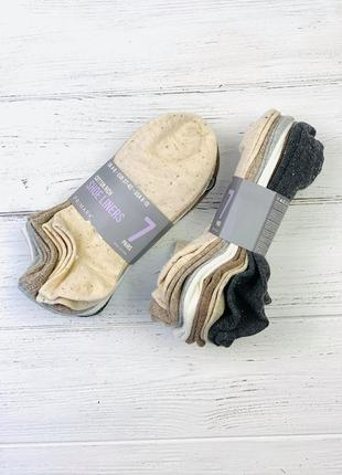 Носки женские примарк 7 шт