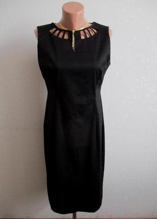 Элегантное коттоновое платье george