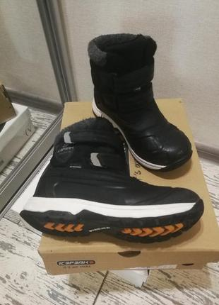 Детские зимние ботинки icepeak