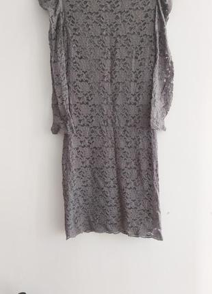 Платье гипюровое от m&s р.s