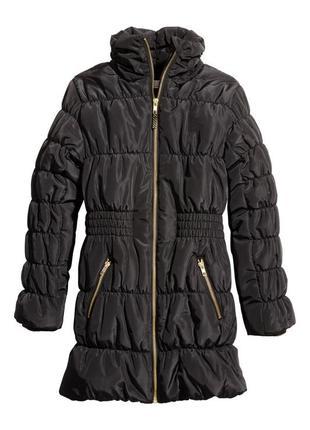 Деми еврозима куртка пальто  девочке 12 - 13 лет h&m