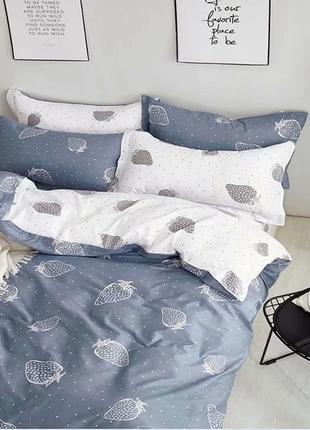 Двуспальный комплектомплект постельного белья котики 😻