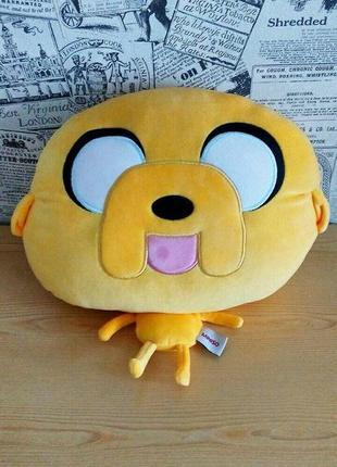 Игрушка-подушка джейк из miniso