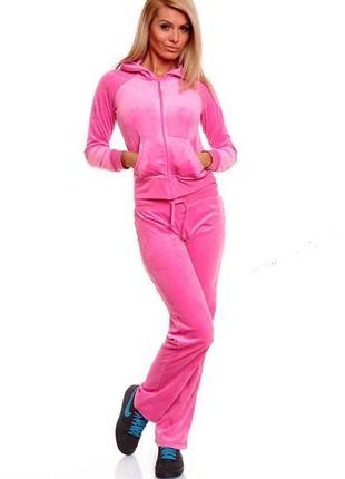 Вельветовые штаны с лентой