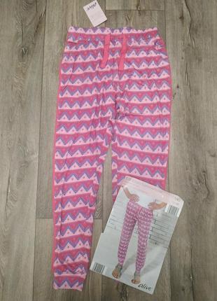 Летние штаны/султанки для девочки