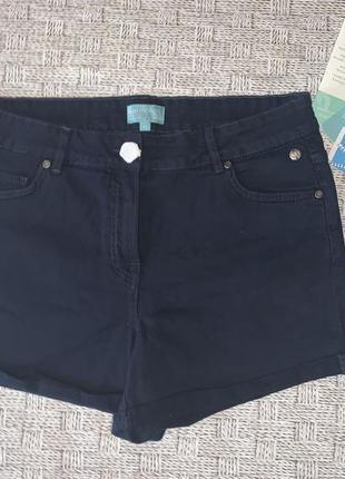 Джинсовые шорты коллекция michelle hunziker от blue motion