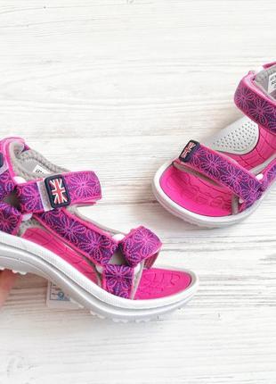 Детские спортивные босоножки, сандали для девочек