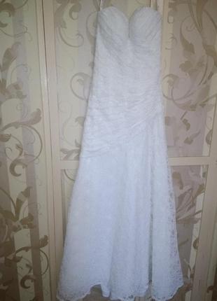 Продам свадебные платья 40-42 размер