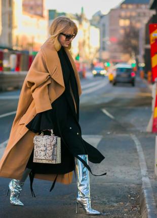 Пальто  h&m studio 2016  oversize5