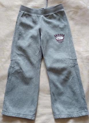 Детские штаны брюки nike