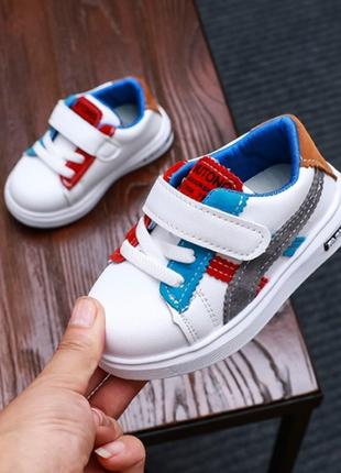 Детские стильные кроссовки, для маленьких модников