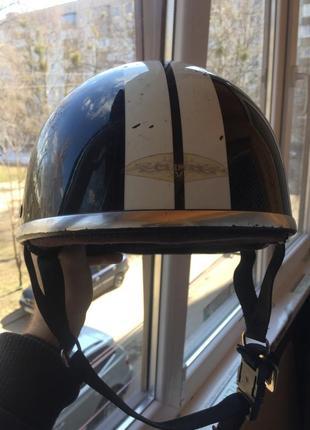Шлем на скутер. оригинал. япония