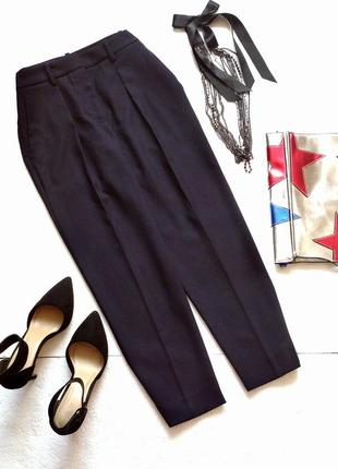 Стильные укороченные брюки promod