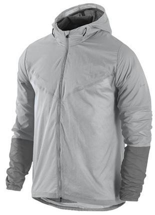 Ветровка nike running, складається в сумку як adidas under armour