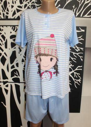 Новая пижама da yang размер m-l