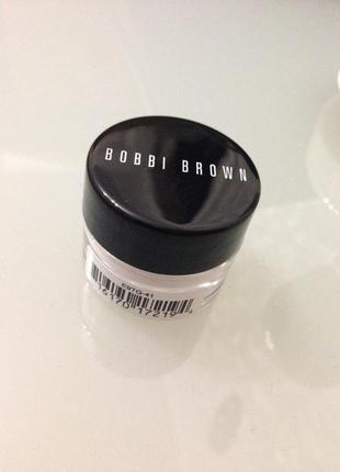 Легкий крем-бальзам для лица от бобби браун миниатюра 7ml