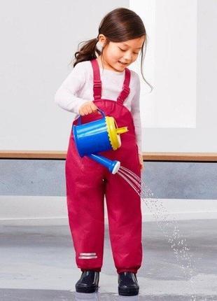 Комбинезон от tchibo(германия) для активных детей! не продувается, не промокает