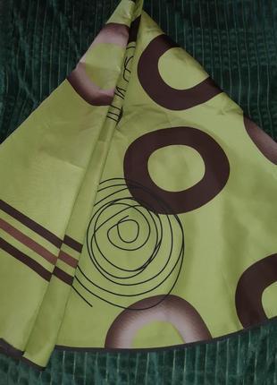 Скатерть овальная