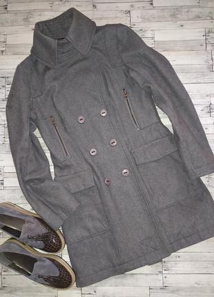 Кашемировое пальто yes miss