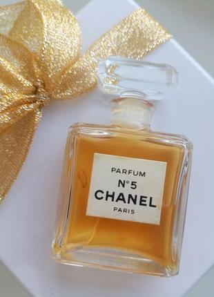 Chanel no 5, parfum/экстракт/чистые духи, 7,5 мл