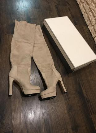Весенние ботфорты 13 см каблук 🔥