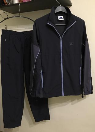 Спортивный костюм adidas оригинал 38 m-l