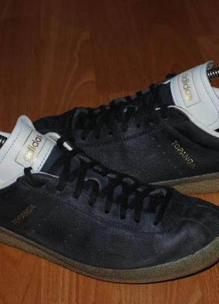Кроссовки adidas tоpanga 42,5 р1 фото
