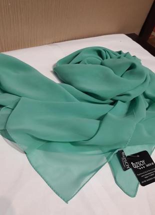 ♥️роскошный шифоновый турецкий шарф шаль