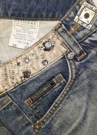 Джинсовая юбка d&g5 фото