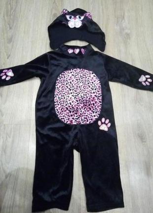 Продам красивый,карнавальный детский костюм кошечки
