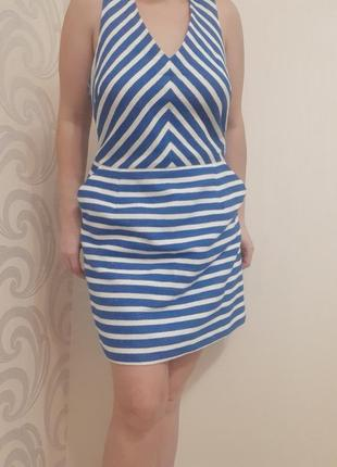 Красивое платье next размер 14