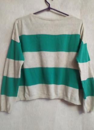 Укороченный свитер,кроп топ от h&m2 фото