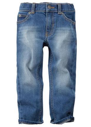 Стильнын синие джинсы на мальчика 2-3года