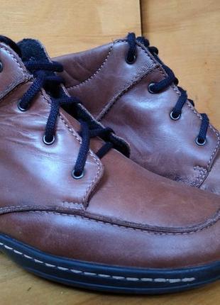 Ботинки ladysko р-р. 35-35.5-й (22.5 см)