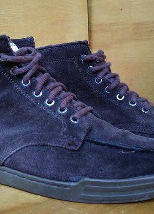 Ботинки calvin klein jeans р-р. 41-41.5-й (26-26.5 см)