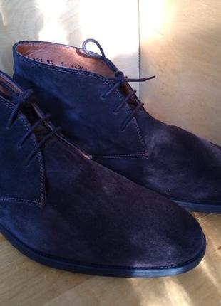 Ботинки чука van lier р-р. 43-й (28 см)