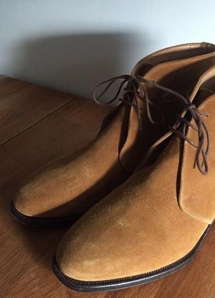 Ботинки pakeman catto & carter р-р. 43-й (28 см)
