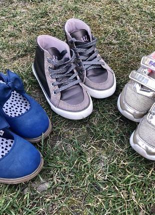 Красиве взуття для дівчинки