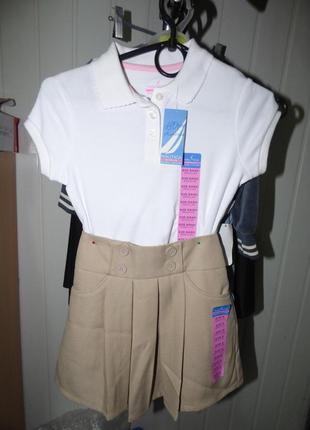 Американская школьная форма/ костюм двойка