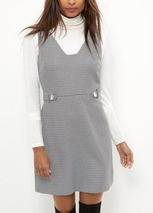 Симпатичный сарафанчик платьице фирмы new look